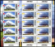 BRD - Mi 3613 / 3614 10x = Bogen ✶✶ # - 80-370C  Himmelerscheinungen,  Ausg.: 01.07.2021 - Unused Stamps