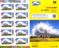 BRD - Mi 3617 10x = FB 107 Gestanzt ✶✶ # - 80C      Himmelserscheinungen, Gewitter,  Ausg.: 01.07.2021 - Unused Stamps