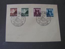 BM  SST Post Im Verkehr 1941 - Storia Postale