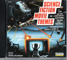 "SCIENCE FICTION ""MOVIE THEMES"" CD 1991 - Musica Di Film"