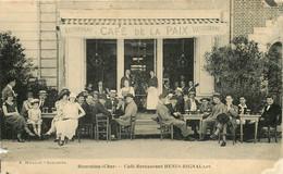 260621B - 18 SANCOINS Café Restaurant HENIN BIGNALAIS Café De La Paix - Commerce - Sancoins
