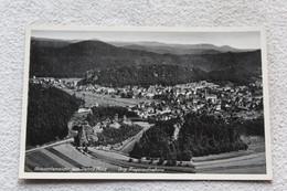 Cpsm, Gesamfansicht Von Dahn / Pfalz, Allemagne - Dahn