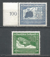 Germany REICH 1938 Year , Mint Stamps MNH (**) Mi. 669-670 - Nuevos