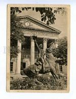 197707 UKRAINE ODESSA Suvorov Monument Voenizdat 1946 Year - Ucraina