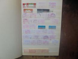 BELGIQUE :ATM-ROULEAUX-PUB-PREOS-AERIEN-SERVICES-GUERRE-TAXE-OBLITERES+NEUFS (RH.161) 650 Grammes - Collections