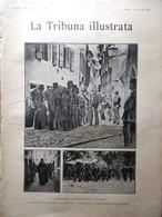 La Tribuna Illustrata 7 Giugno 1891 Disordini Di Corfù Faustini Valcarenghi Roma - Avant 1900