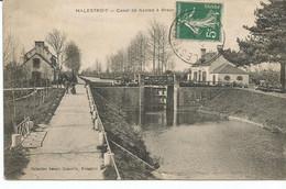 MALESTROIT. Canal De Nantes à Brest. Ecluse. - Malestroit