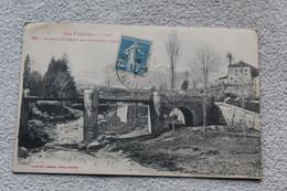 Cpa 1922, Saint Laurent De Cerdans, Pyrénées Orientales 66 - Other Municipalities