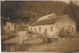 DOHAN ..-- SAINTE-CECILE ..-- MOULIN . 1910 Vers GAND . Envoi Du DOCTEUR TIBERGHIEN . 3 Scans . - Bouillon