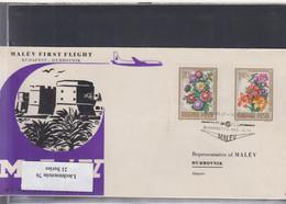 Ungarn Michel Cat.No. FFC 1965 Budapest - Dubrovnik - Brieven En Documenten