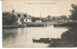 BRUZ. L' écluse Du Moulin Du Boël. - Other Municipalities