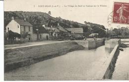 PONT REAN. Le Village Du Boël Et L' écluse Sur La Vilaine. - Other Municipalities