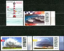 BRD - Mi 3613 / 3616 ✶✶ # - Nassklebende Marken Komplett,  Ausg.: 01.07.2021 - Unused Stamps