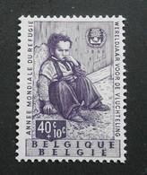 1960 : Cob 1128** (sans Charnière D7) Voir Verso - Ungebraucht