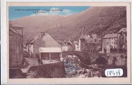 PONT-DE-MONTVERT- CENTRE DU VILLAGE- LA PLACETTE - Le Pont De Montvert