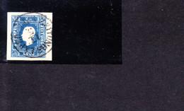 Österreich Austria 16 Dunkelblau Fotobefund Dr Ferchenbauer Attest - Used Stamps