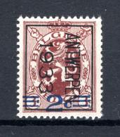 PRE257B MNH 1933 - ANTWERPEN 1933 - Tipo 1929-37 (Leone Araldico)