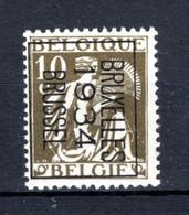 PRE284B MNH** 1934 - BRUXELLES 1934 BRUSSEL - Tipo 1932-36 (Ceres E Mercurio)