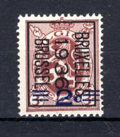 PRE299B MNH 1936 - BRUXELLES 1936 BRUSSEL - Tipo 1929-37 (Leone Araldico)