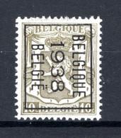 PRE332B MNH** 1938 - BELGIQUE 1938 BELGIE - Tipo 1936-51 (Sigillo Piccolo)