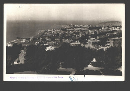 Rhodes - View Of The Town - Photo Card - Grèce