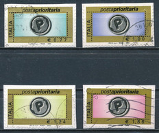 °°° ITALIA 2003 - POSTA PRIORITARIA °°° - 2001-10: Oblitérés