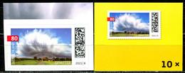 BRD - Mi 3617 ◱ Gestanzt Aus FB 107 ✶✶ # (MM) - 80C      Himmelserscheinungen, Gewitter,  Ausg.: 01.07.2021 - Unused Stamps