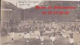 EPINAL : (88) CARTE PHOTO   Pendant La Fièvre Typhoïde Septembre 1911 - Epinal