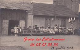 EPINAL : (88) CARTE PHOTO  Gymnastique 17 JUILLET 1910 (autre Vue) - Epinal