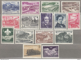 AUSTRIA OSTERREICH 1962 MNH(**) Stamps #21753 - Vrac (max 999 Timbres)