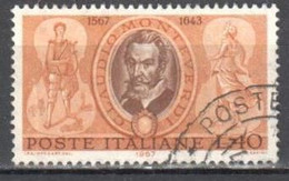 Italy 1967 - Mi.1230 - Used - Gestempelt - 1961-70: Usados