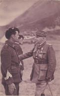 Le Général Gamelin - Personajes