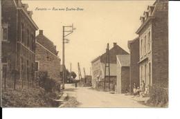 NANDRIN    Rue Vers Quatre-bras. - Nandrin