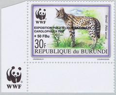BL 1006a-09a CDF  ** - Cote: 100,00 € - Expo Phila CAROPHILEX 97 à Charleroi - Numérotation COB - 1990-99: Mint/hinged