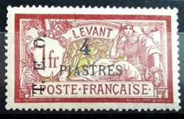 Syria, Syrie, Syrien, 1923,  4 Pi... Avec Charniere, MH * - Unused Stamps