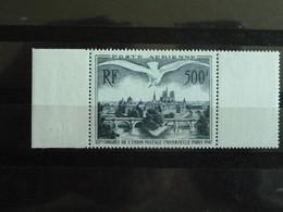 M3 - YT 20 - Congrès De L'UPU à Paris - 500 F Vert Foncé  - Neuf Sans Charniere  - N** - MNH - TTB - 1927-1959 Mint/hinged