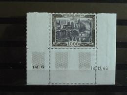 M3 - YT 29 - Vue De Paris - 1000 F Noir Et Brun Violacé Sur Papier Bleuté - Neuf Sans Charniere  - N** - MNH - TTB - 1927-1959 Mint/hinged