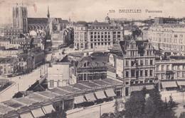 Bruxelles Panorama (rue Du Lombard ) - Brussels (City)