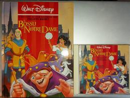 WALT DISNEY -LE BOSSU DE NOTRE DAME - L HISTOIRE DU FILM RACONTEE PAR PHILIPPE NOIRET - LIVRE Avec CD - CD
