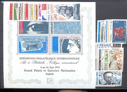 France - Année Complète 1975 - N°Yv. 1830 à 1862 - Complet - Neuf Luxe ** / MNH / Postfrisch - 1970-1979