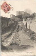 ST. MACAIRE ANCIEN CHEMIN DE RONDE - Other Municipalities