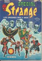SPECIAL STRANGE  N° 24  -   LUG  1981 - Strange
