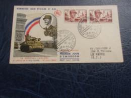 FRANCE (1953) Général LECLERC - 1950-1959