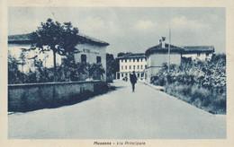 Friuli - Udine - Mussons - Via Principale - - Udine