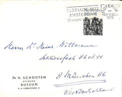 D - [408736]TB//-Pays-Bas  -  Sculpture - Storia Postale