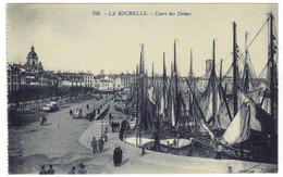 789 -  LA  ROCHELLE  - Cours Des Dames - La Rochelle