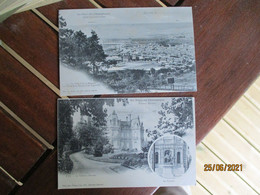 Lot 2 Carte Dos Simple Epernay - Epernay