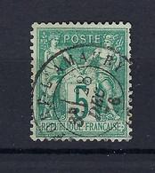 Frankreich Mi.59I Gestempelt Kat.42,-€ - 1876-1878 Sage (Typ I)