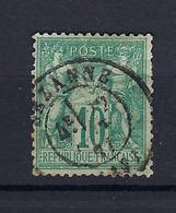 Frankreich Mi.60I Gestempelt Kat.20,-€ - 1876-1878 Sage (Type I)