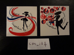 FRANCE 2020  0,97 + 1,94 COEUR GUERLAIN  ADHESIF NEUF** - Adhesive Stamps